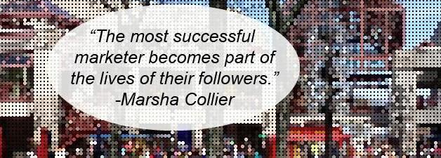 Marsha Collier quote